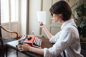 À votre crayon (ou clavier)… et écrivez!